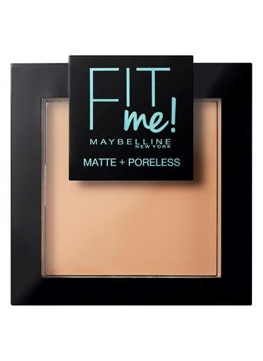Maybelline Maybelline 220 Natural Beige Fit Me Matte+Poreless Pudra Bej